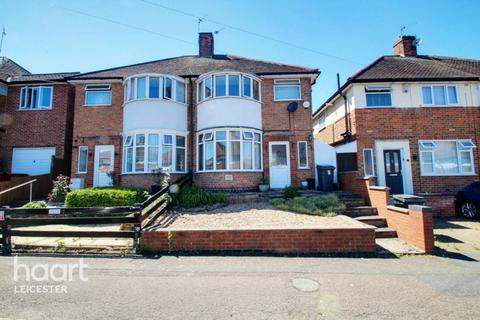 3 bedroom semi-detached house for sale - Averil Road, Leicester