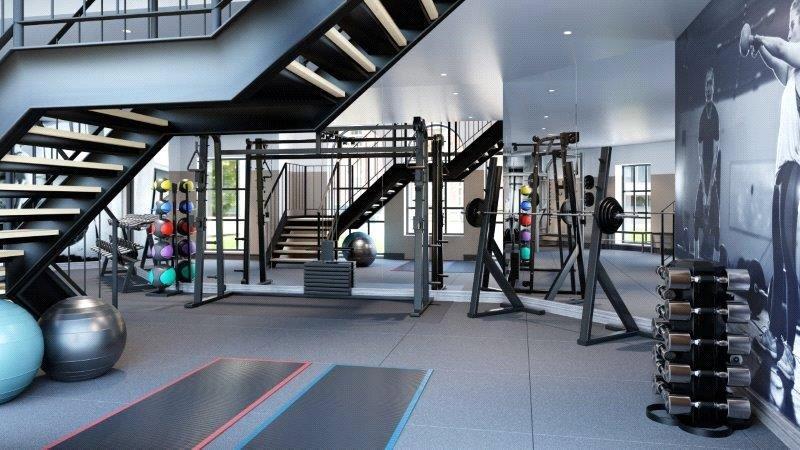 Duplex Gym