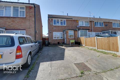 2 bedroom end of terrace house for sale - Dorel Close, Bedfordshire
