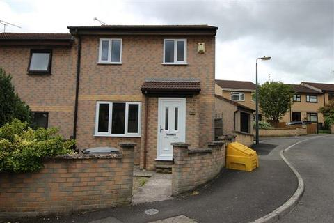 2 bedroom end of terrace house to rent - Lintham Drive, Kingswood, BRISTOL BS15