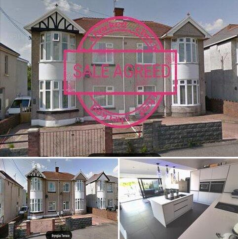 3 bedroom semi-detached house for sale - BRYNGLAS TERRACE, PYLE, BRIDGEND CF33