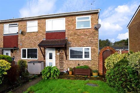 2 bedroom end of terrace house for sale - Willow Crescent, Worthing, West Sussex