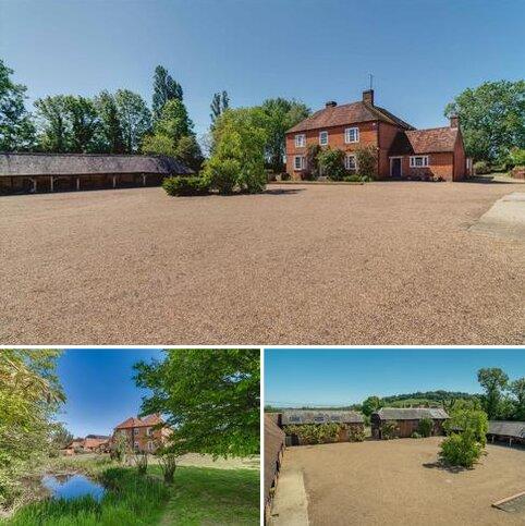 5 bedroom detached house for sale - Ashendon Road, Westcott, Aylesbury, Buckinghamshire, HP18
