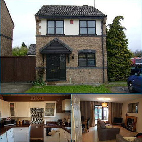 3 bedroom detached house to rent - Bluebell Drive, Leicester, LE2