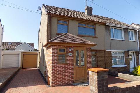 3 bedroom semi-detached house for sale - Davies Avenue, Litchard, Bridgend. CF31 1PS