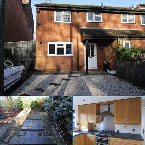 3 bedroom semi-detached house to rent - Station Road, Wigston, LE18