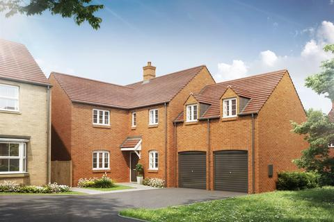 5 bedroom detached house for sale - Plot 375, The Alderton at The Farriers, Redcar Road NN12