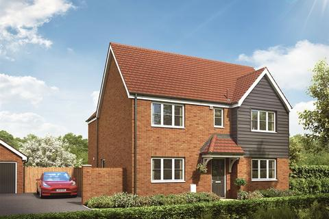 4 bedroom detached house for sale - Plot 118, The Hadleigh at Copperfield Place, Hollow Lane CM1