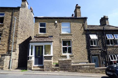 3 bedroom end of terrace house for sale - Lower Wellhouse, Golcar, Huddersfield, West Yorkshire, HD7