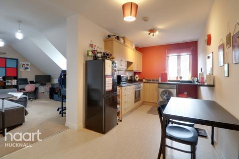 1 bedroom apartment for sale - Burberry Avenue, Nottingham