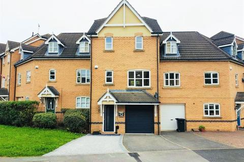 3 bedroom terraced house for sale - Nightingale Drive, Harrogate, North Yorkshire, HG1