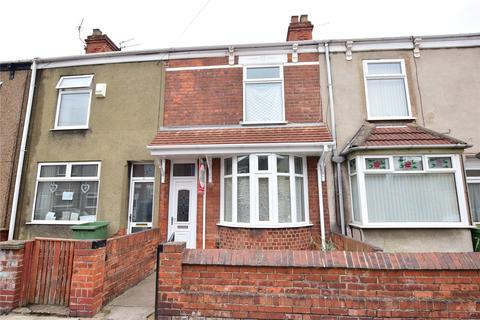 3 bedroom terraced house to rent - Weelsby Street, Grimsby, Lincolnshire, DN32
