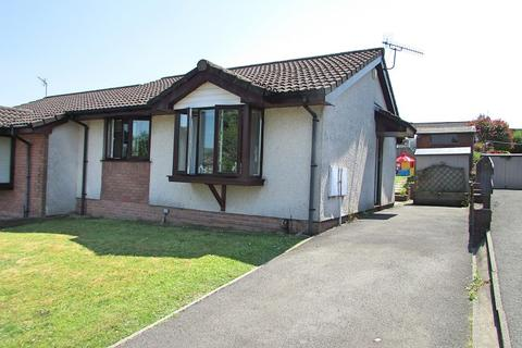 2 bedroom semi-detached bungalow for sale - Maes-y-dderwen, Llansamlet, Swansea, City And County of Swansea. SA7 9TD