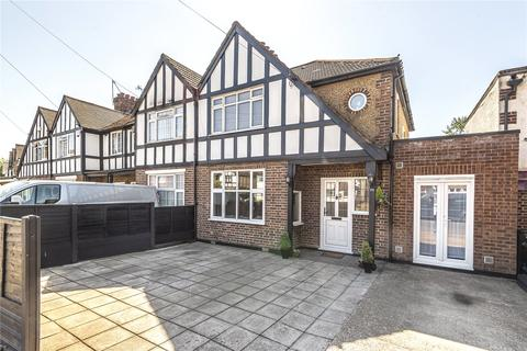 4 bedroom end of terrace house for sale - College Hill Road, Harrow, Middlesex, HA3