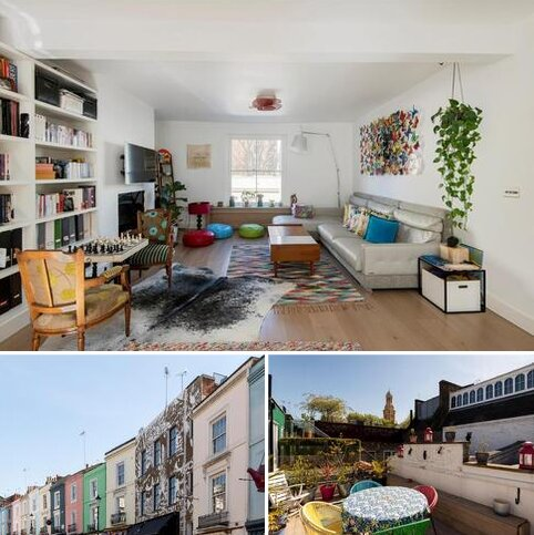 4 bedroom maisonette for sale - Portobello Road, London, W11