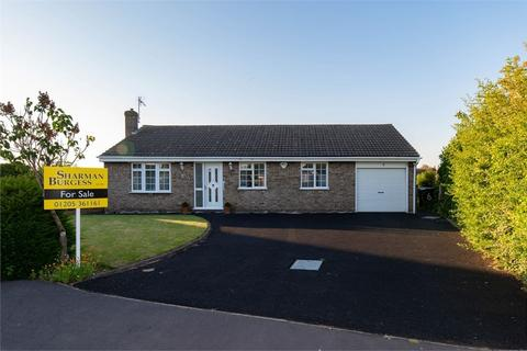 3 bedroom detached bungalow for sale - Westfield Drive, Swineshead, Boston, Lincolnshire