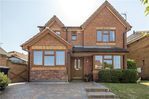 4 bedroom detached house for sale - Highdown Close, Northampton, Northamptonshire