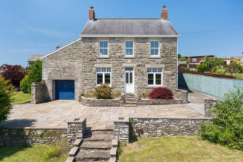 4 bedroom detached house for sale - Pen-Y-Bryn, 77 Heol West Plas, Coity, Bridgend, Bridgend County Borough, CF35 6BA