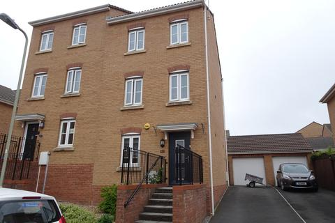 4 bedroom semi-detached house for sale - PLORIN ROAD, NORTH CORNELLY, CF33 4PZ