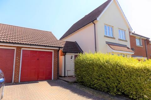 3 bedroom end of terrace house for sale - Dunnock Close, Stowmarket