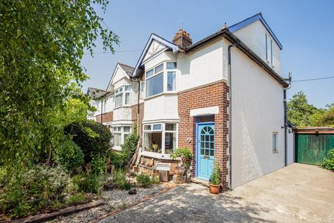 3 bedroom end of terrace house for sale - Ridgefield Road, East Oxford, OX4