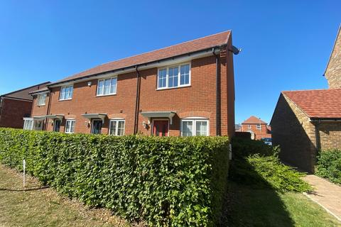 2 bedroom semi-detached house to rent - Wagtail Walk, Finberry, Ashford