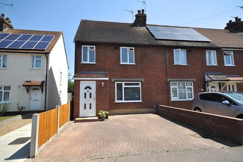 3 bedroom end of terrace house for sale - Collingwood Road, Colchester. CO3 9AU