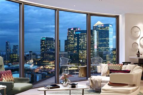 2 bedroom flat for sale - Providence Tower, Canary Wharf, E14