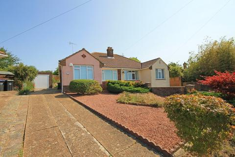 2 bedroom semi-detached bungalow for sale - Steyning Close, Sompting