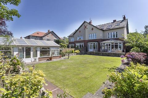 6 bedroom semi-detached house for sale - Rectory Drive, Gosforth, Newcastle Upon Tyne