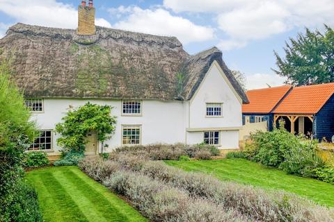 4 bedroom detached house for sale - Church Street, Willingham, Cambridge