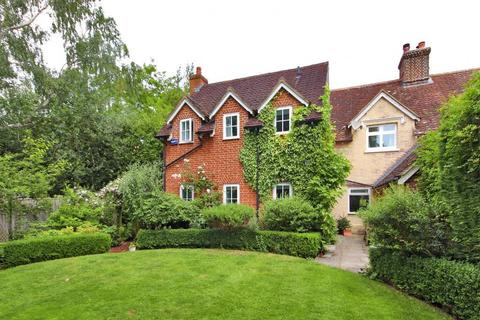 4 bedroom semi-detached house for sale - Lillesden Cottages, The Moor, Hawkhurst, Kent, TN18 4NS