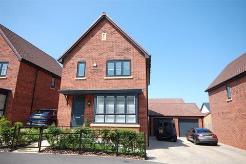 3 bedroom detached house for sale - Harvest Street, Cheltenham, Gloucestershire, GL52