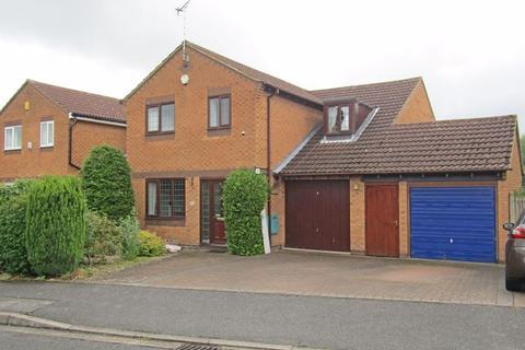 4 bedroom detached house to rent - Brixworth Way, Retford