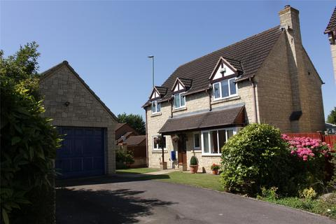 4 bedroom detached house for sale - Rosehip Way, Bishops Cleeve, CHELTENHAM, Gloucestershire, GL52