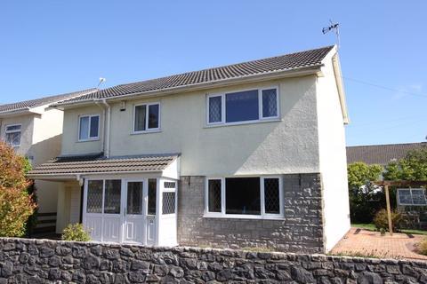 4 bedroom detached house - Llanmaes Road, Llantwit Major