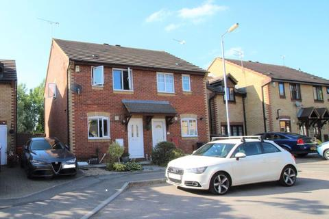 2 bedroom semi-detached house to rent - Dunsford Close