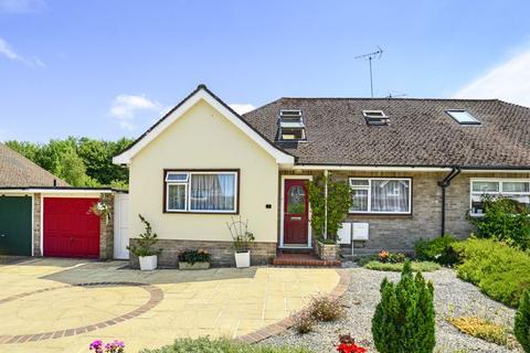 3 bedroom semi-detached bungalow for sale - Weatherbury Way, Dorchester, DT1