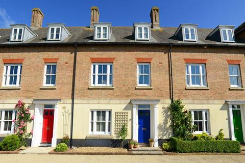 4 bedroom terraced house for sale - Great Cranford Street, Poundbury, DT1