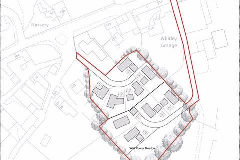 Residential development for sale - Lot 1: Development Site and Whitley Grange Farmyard off Whitley Lane, Grenoside, Sheffield
