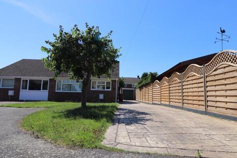 2 bedroom semi-detached bungalow for sale - ELGIN DRIVE, MELTON MOWBRAY
