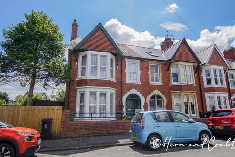 3 bedroom terraced house for sale - Greenfield Avenue, Cardiff