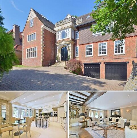 Detached house to rent - COURTENAY AVENUE, KENWOOD, N6