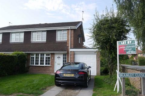 3 bedroom semi-detached house to rent - Bramley Close, WILMSLOW