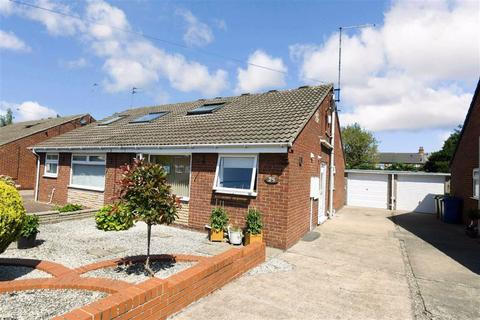 3 bedroom semi-detached bungalow for sale - Derwent Close, Cottingham, East Riding Of Yorkshire