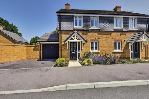 2 bedroom semi-detached house for sale - Longwood Copse Lane, Beggarwood, Basingstoke