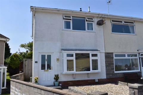 2 bedroom semi-detached house for sale - Croftfield Cresent, Newton, Swansea