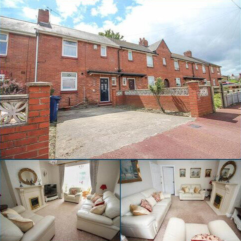 2 bedroom terraced house for sale - Beanley Place, Newcastle Upon Tyne