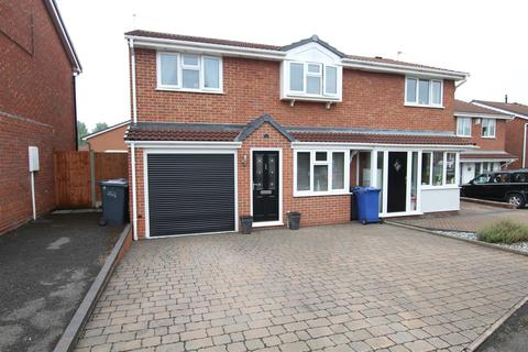 4 bedroom semi-detached house for sale - Althorp Way, Stretton