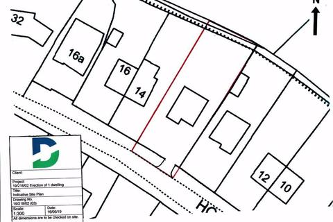 Land for sale - Holly Park, Huby